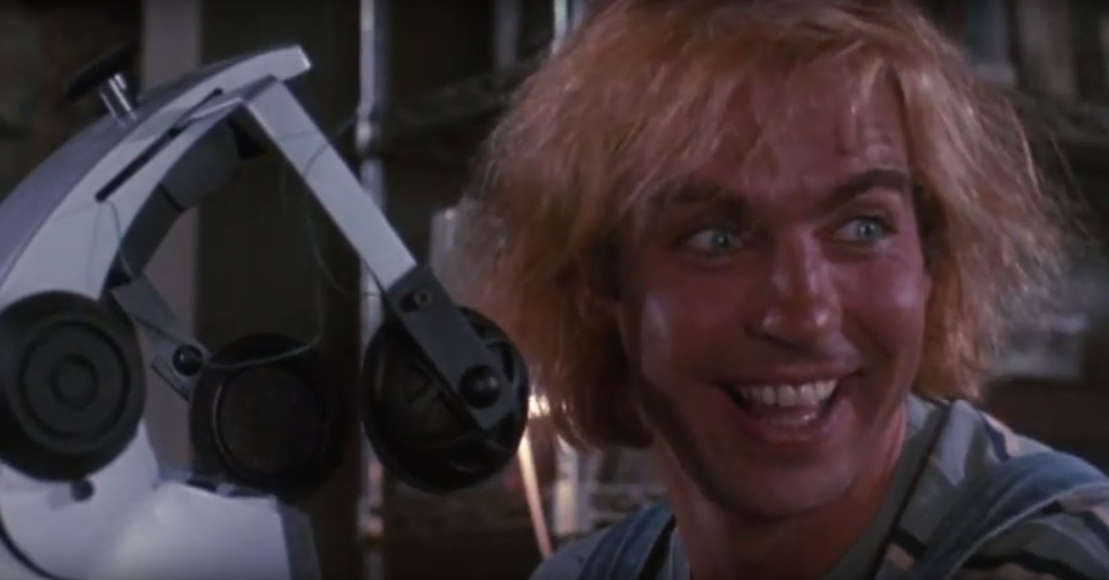 The Lawnmower Man The Director S Cut 1992 Midnight