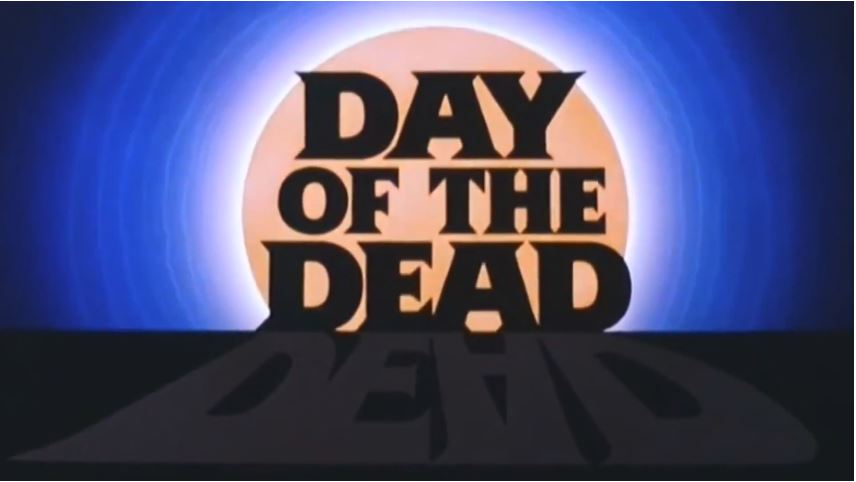 Day of the Dead title card